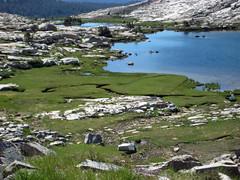 Middle and Upper Isberg Lakes (kennsrempel) Tags: anseladamswilderness hudsonianzone upperisberglake middleisberglakemaderacountycalifornia