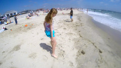 G0032143 (Tom Simpson) Tags: ocean beach maddie newjersey nj madeline jerseyshore boogieboard avonbythesea