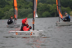 2325 (JamesOakley123) Tags: blue orange water sport sailing pro rs tera