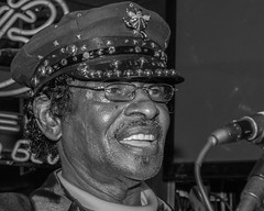 Willie Chambers (MarcCooper_1950) Tags: show portrait musician music mill hat rock beard glasses nikon brothers guitar live profile blues joe maui cadillac sugar soul singer vocalist willie zack saloon chambers rb guitarist lightroom d810 marccooper