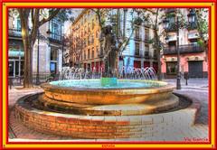 Fuente de La Samaritana, Zaragoza (vicbrasil) Tags: barcelona madrid people men children spain women bilbao zaragoza santiagodecompostela montserrat oviedo sansebastian pamplona santillanadelmar