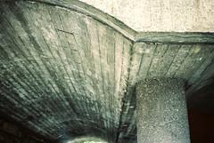 0093_32 (www.cjo.info) Tags: 35mm canongate edinburgh europe europeanunion kodak kodakportra160 oldtown pentax pentaxist pentaxk royalmile slr smcpentaxda40mmf28xs scotland unitedkingdom westerneurope analogue architecture autofocus bayonet blur bokeh building ceiling citycenter column concrete curve film focusblur modernbuilding shallowdepthoffield urban wall
