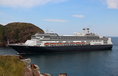 IMG_2038_best_crop (daveg1717) Tags: ships stjohns cruiseships fortamherst thenarrows stjohnsharbour newfoundlandlabrador cruiseshiprotterdam fortamherstgunshelters