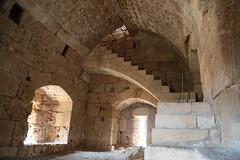 Forteresse de Byblos (Pi-F) Tags: liban byblos forteresse escalier voute arche courbe pierre phnicien lumire vestige jbail