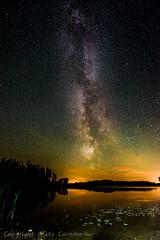 Our beautiful Home, the Milky Way (Ratatusk) Tags: elements europa europe kalmarlän milkyway region småland sverige sweden technique trebensstativ tripod vintergatan himlen himmel natthimlen nightsky sky stars stjärnor hökhult kalmar swe