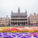 Belgique - Bruxelles - Grand-Place - Tapis de Fleurs 2016