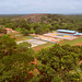 Ariel view of TAICO Sporting Complex