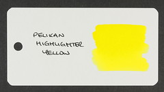 Pelikan Highlighter Yellow - Word Card