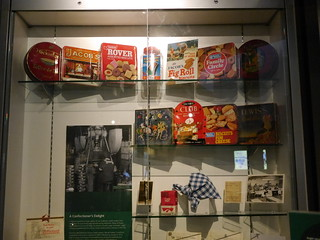 Biscuits At An Exhibition