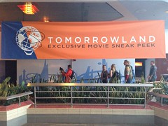 Disneyland TOMORROWLAND movie exhibit (TK10815) Tags: movie disneyland exhibit disney tomorrowland georgeclooney bradbird damonlindelof michaelgiacchino tomorrowlandaworldbeyond