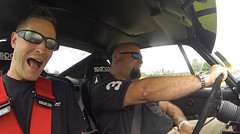 Matt Farah Driving Larry's 964