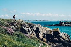 le de Batz, Brittany (Thorsten Nunnemann) Tags: france landscape frankreich brittany ngc bretagne wanderlust fujifilm landschaft ledebatz vsco vscofilm fujifilmxe2