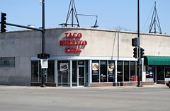 Taco Burrito King (Cragin Spring) Tags: city urban food usa chicago building corner restaurant illinois midwest unitedstates unitedstatesofamerica chitown il mexican taco burrito chicagoillinois chicagoil windycity norwoodpark tacoburritoking
