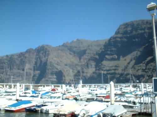España. Tenerife. Acantilados de Los Gigantes