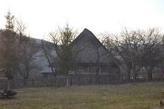 DSC_0982 (marcutib) Tags: wood old house museum architecture traditional rustic un monastery romania brancusi cula ploiesti olt greceanu manastirea lemn arhitectura dintr