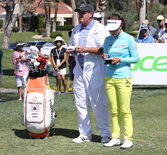 20150430_jenny_shin_11 (isogood) Tags: california golf hit power shot palmsprings competition swing target precision ranchomirage challenge golfer hitting accuracy missionhills anainspiration