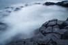 Jungmun Daepo Coast Jusangjeolli Cliff / JEJU (Julien Cornette) Tags: cliff pose coast korea jeju giantscauseway corée longue jungmun daepo jusangjeolli chausséedesgéants