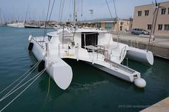 multihull catamarans cruising sailing yachts (breugel.dickleburgh) Tags: sailing yacht cruising catamaran yachts catamarans multihull trimaran neel45