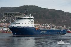 Rem Vision (Aviation & Maritime) Tags: norway offshore bergen supply psv platformsupplyvessel remmaritime remship remvision
