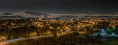Vista Nocturna Gdl (OL Fotografia) Tags: del mexico cuatro guadalajara jalisco cerro panoramica vista nocturna bugambilias olfotografia oldiseño