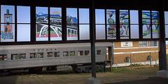 Estao Cultura (Natal Forcelli) Tags: brazil art station brasil natal train sopaulo railway graffit trem campinas cultura desenho pintura brsil estao ferrovia estradadeferro fepasa patrimnio forcelli