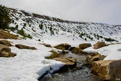 Lagunas de Neila (Burgos) (_JMG_) Tags: lake snow nikon snowy nieve laguna burgos nevado lagunas 18140 d7100 lagunasdeneila