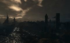 Oxenfurt Bridge (sinister.sinner) Tags: wild 3 landscape screenshots gaming fantasy rpg hunt witcher sweetfx cdpr witcher3