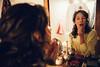 Makeup School (Sator Arepo) Tags: portrait woman reflection canon bathroom mirror pretty feminine makeup 5d lipstick markii 1635mm