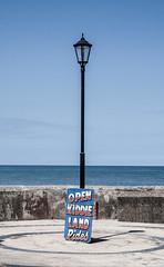 OpenForBus (glennk2611) Tags: sun abstract beach birds children pier seaside sand waves norfolk leafs cromer