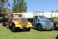 IMG_2766 (RyanP77) Tags: show california b white truck log model shiny trucker international chevy chrome r pete logger gmc peerless kw peterbilt ih kenworth cabover bullnose fruehauf