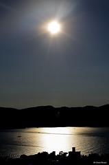 Vista su Lerici - Sp (greta.ferrari - ombre a colori) Tags: la nikon tramonto mare di sole della portovenere romantico golfo isola bocche emozioni lerici palmaria spezia infuocato d5100