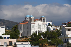 55-Grce Greece 07/2015 (Chanudaud) Tags: sea mer church landscape island nikon village ngc greece paysage glise grce andros cyclades nationalgeographic le
