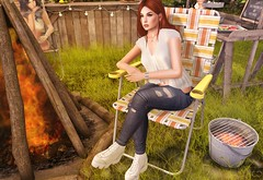 I Burn Like A Good Bonfire (Cryssie Carver) Tags: life by truth sweet avatar arcade next sl blueberry secondlife co second what stories ikon uber revolutions whatnext the cae thearcade maitreya insol catwa baiastice flowey fameshed sweetrevolutions storiescobyflowey
