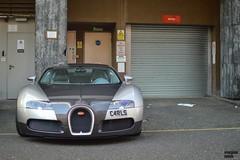 All alone (Beyond Speed) Tags: london nikon automotive knightsbridge bugatti w16 supercars veyron automobili
