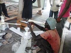Waqare amal in Tabita in Oda (1) (Ahmadiyya Muslim Youth Ghana) Tags: new amal eastern region mosques youths ahmadi commissioned mka majlis ahmadiyya mkaer khuddamul waqare