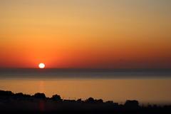 IMG_5636 (Ian.2020) Tags: sunset santorini caldera sky kamari sun aegean sea silhouette greece sunrise