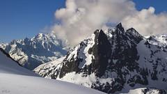 Aiguille du Van dans le Valais. Aiguille du Van, Wallis county. (Claude Jenkins) Tags: mountain swiss olympus wallis montblanc valais montagnes em1 scheiw