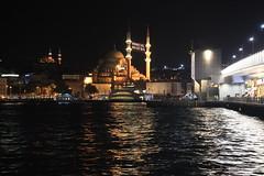 IMG_4814 (ercan_fb) Tags: reflection night canon istanbul mosque cami karaky ramazan gece mahya 18135 600d