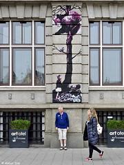 Amsterdam  Street Art : PIPSQUEAK (Akbar Sim) Tags: pipsqueakwashere amsterdam mokum holland nederland netherlands streetart stencil stencilart akbarsim akbarsimonse