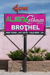 Alien Brothel (mfeingol) Tags: nevada brothel amargosa area51aliencenter