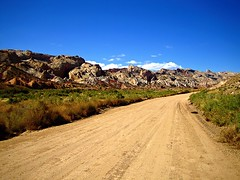 Burr Trail Road ([dan_gildor]) Tags: travel adventure dirtroad capitolreef travelblog capitolreefnationalpark travelphotography burrtrailroad