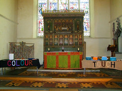 Scott's reredos (Simon_K) Tags: cambridge church university churches colleges stmichael cambridgeshire eastanglia cambs michaelhouse churchess
