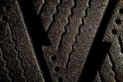 strips&dots (Vadim Tsymbalyuk) Tags: macro pattern bridgestone tread strips tyre blizzak macromondays