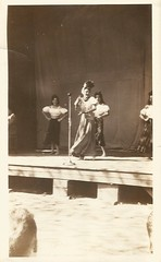 Scan_20160705 (65) (janetdmorris) Tags: world 2 history monochrome century america vintage army hawaii us war pacific stage military wwii grandfather monochromatic front entertainment 1940s ii ww2 entertainer granddaddy forties 20th usarmy allies entertainers allied