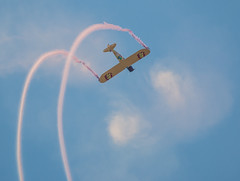 QIAS 2016 - Into the Vortices (Jay:Dee) Tags: kent pietsch airshows interstate cadet aerobatics flight flying aviation 2016 qias quinte international air show airshow cfb trenton candian forces base