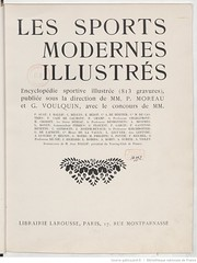 1905-1906. Les sports modernes illustrs - encyclopdie sportive illustre (813 gravures) (foot-passenger) Tags:   encyclopdiesports encyclopediasports french franais bnf bibliothquenationaledefrance