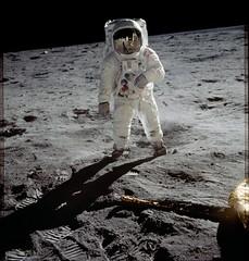 #OTD in 1969: Apollo 11 Lands on Moon (NASA's Marshall Space Flight Center) Tags: moon eagle space nasa rocket moonlanding saturnv onthisday apollo11 buzzaldrin neilarmstrong otd lunarlanding nasamarshall nasasmarshallspaceflightcenter
