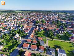 Laichingen (michab100) Tags: mib michab100 laichingen schwbischealb luftaufnahmen mibfoto stadt luftbild city strasse street haus