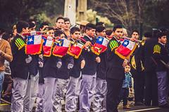 "P A R A D E  ""II"" (Jonhatan Photography) Tags: chile boys colors canon banda explorer desfile"