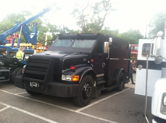 Southwest Enforcement Bureau - Armored SWAT Truck [Front] (Sergiyj) Tags: ohio southwest bureau police enforcement swat berea